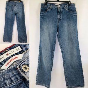 Tommy Hilfiger Boyfriend Jeans Size 8